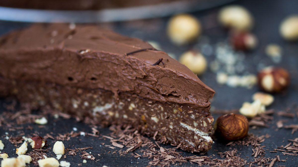 Ferrero čokoladna torta