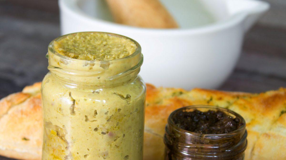Tapenada – pasta od zelenih maslina