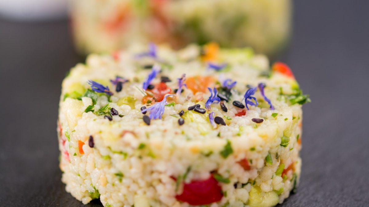 Tabbouleh salata na moj način