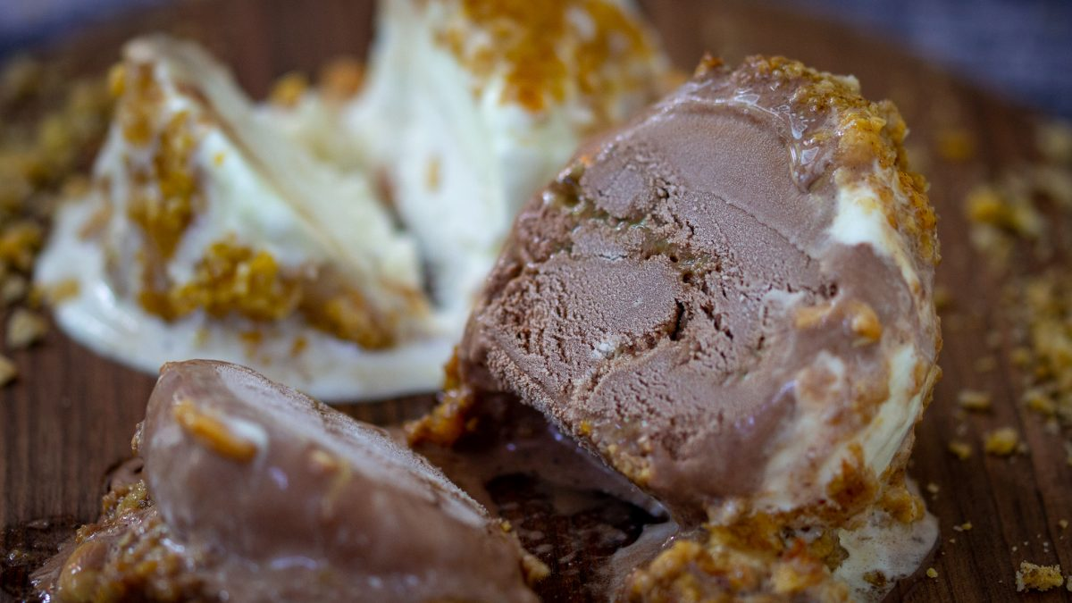 Pohovani sladoled