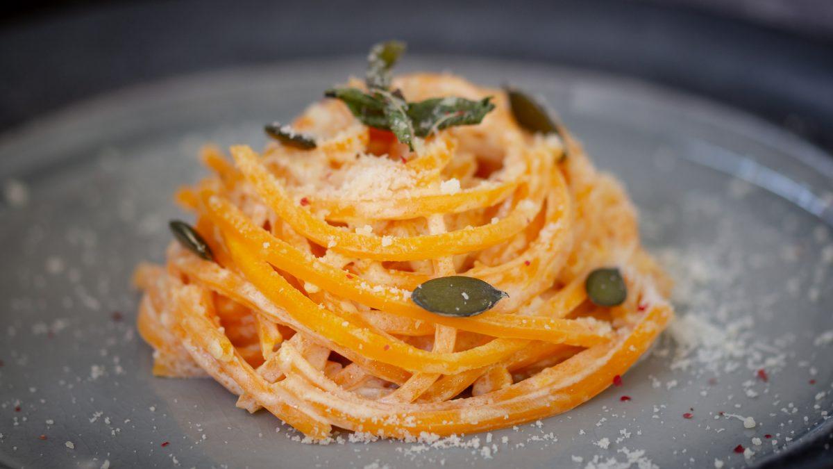 Špageti od bundeve