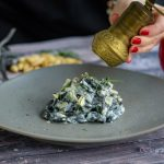 Taljatele u sosu od karfiola i indijskog oraha