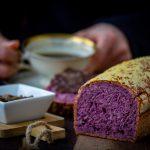 Hleb od ljubičastog batata