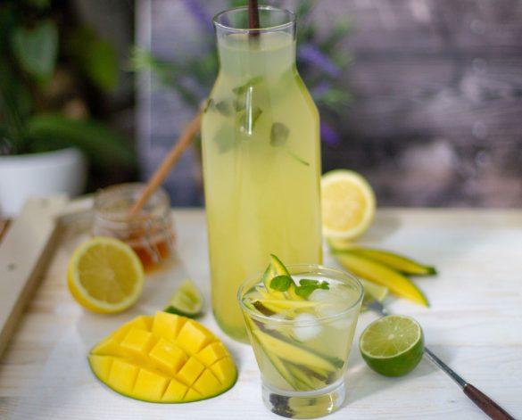 Limunada sa mangom