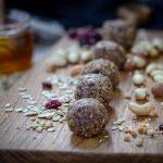 Zdrave kuglice od granole