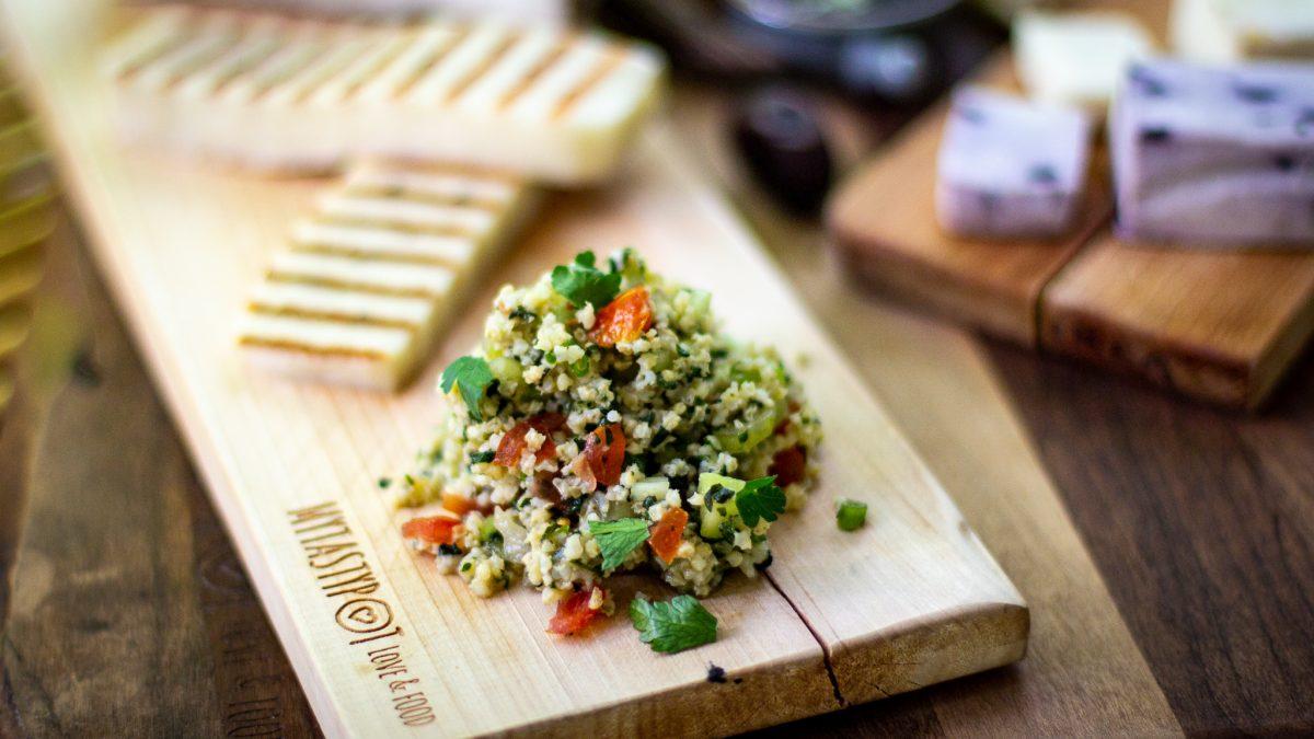 Salata od prosa i povrća