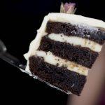 Crno-beli svet torta